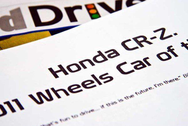 CT Honda Prototype